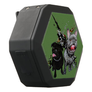 David Pucher kind Black Bluetooth Speaker