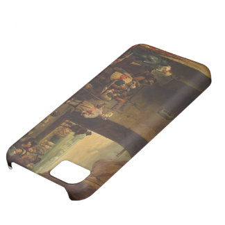 David Teniers the Younger- Guardroom iPhone 5C Cover