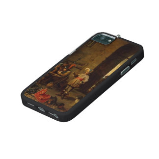 David Teniers the Younger- Guardroom iPhone 5/5S Cases