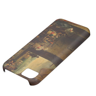 David Teniers the Younger- Guardroom iPhone 5C Cases