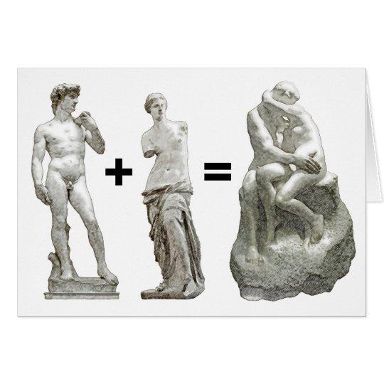 DAVID, VENUS and the KISS Card