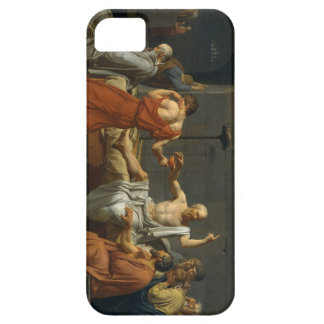 David's Death of Socrates iPhone 5 Case
