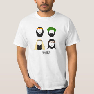 David's Dynasty - Beard - T-Shirt