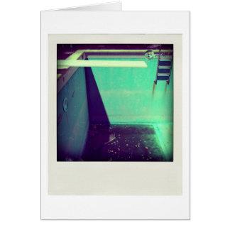 David's Pool 09g05 variation2 3d Computer Art card