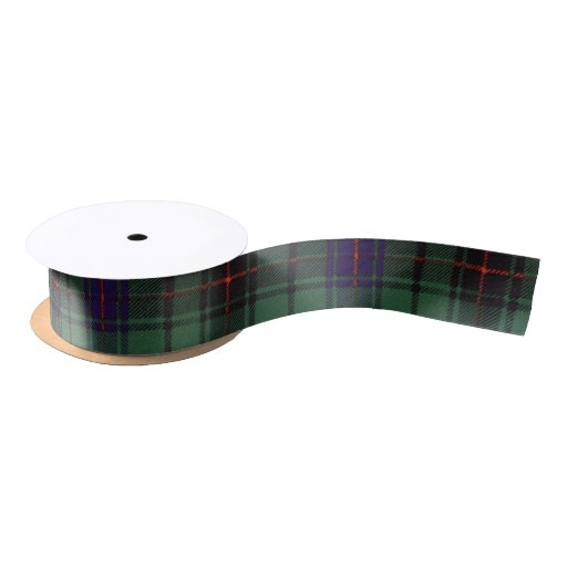 Davidson clan Plaid Scottish tartan Satin Ribbon