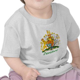 Davidson Shield of Great Britain T-shirts