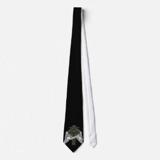 Davidson Tartan Cross Tie