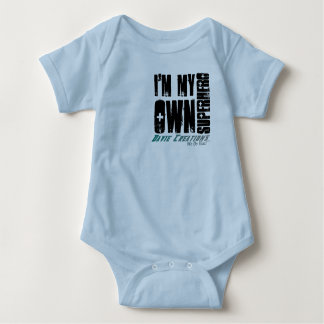 Davie Creations My Own Superhero Baby Jumsuit Baby Bodysuit