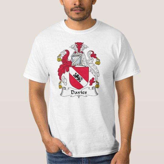 Davies Family Crest T-Shirt