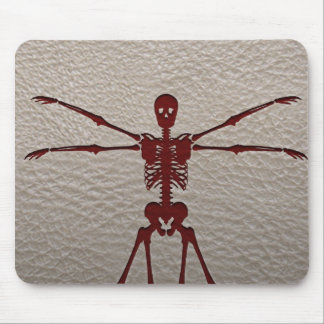 DaVinci Skeleton Mouse Mat