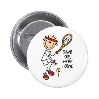 Davis Cup Button