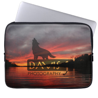 Davis J Photopgrahy Laptop Sleeve