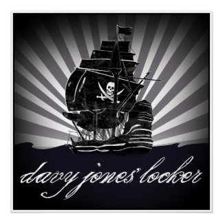 davy jones locker poster