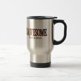 Dawesome mug