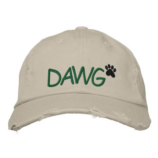 DAWG by SRF Embroidered Cap