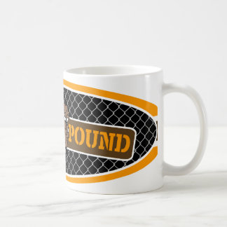 Dawg Pound Chain Link Coffee Mug