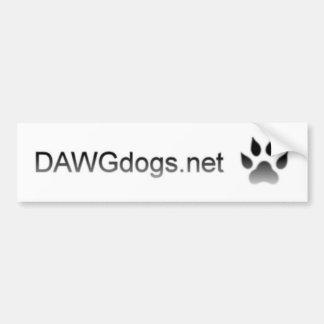 DAWGdogs.net Bumper Sticker