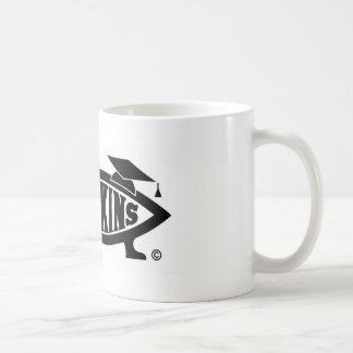 Dawkins Fish Basic White Mug