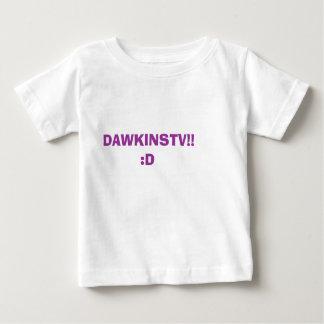DAWKINSTV-baby time Baby T-Shirt