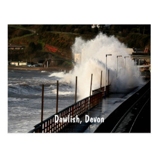 Dawlish, Devon Postcard