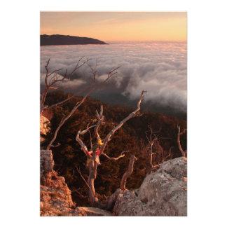 Dawn Ai-Petri Yaila nature reserve Alupka Russia Personalized Announcement