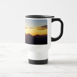 Dawn at Grand Canyon Mug