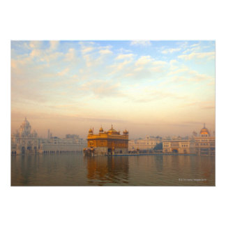 Dawn at the Golden Temple Announcements