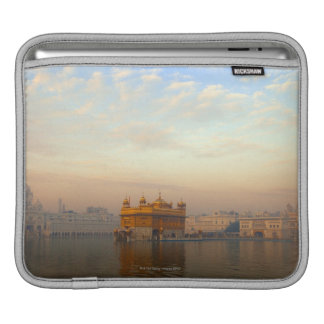 Dawn at the Golden Temple iPad Sleeve