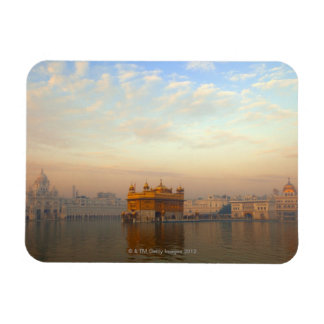 Dawn at the Golden Temple Magnet