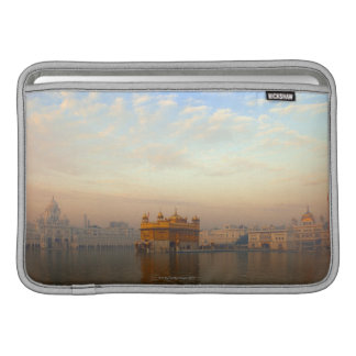 Dawn at the Golden Temple Sleeve For MacBook Air