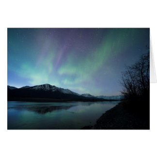 Dawn Aurora Card