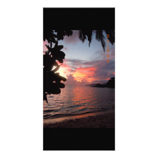 Dawn Breaking>Photo card Customized Photo Card