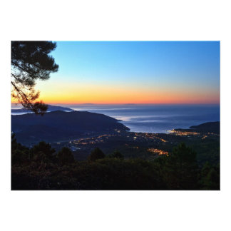 dawn in Elba island Announcement