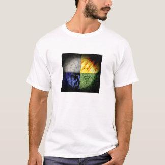 Dawn Island Front & Back Logo Tshirt