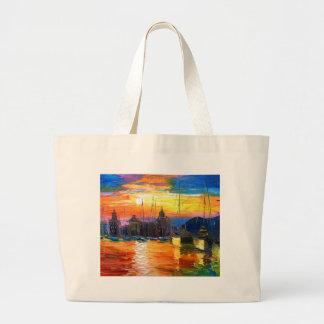 Dawn Large Tote Bag