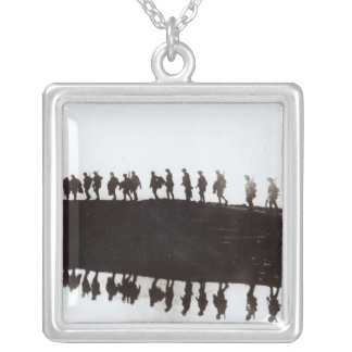 Dawn March Silver Plated Necklace
