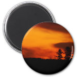 Dawn Of A New Day Fridge Magnets