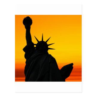 Dawn of Liberty Postcard