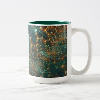 Dawn of seahorse mug