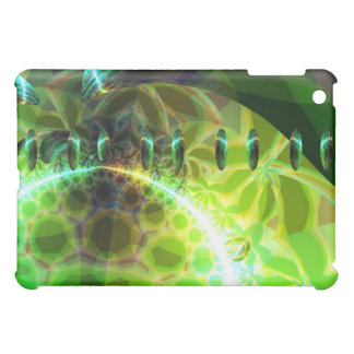 Dawn of Time – Lime & Gold Emerge Case For The iPad Mini