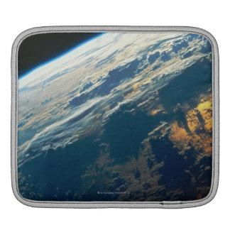 Dawn over the Atlantic Ocean iPad Sleeve