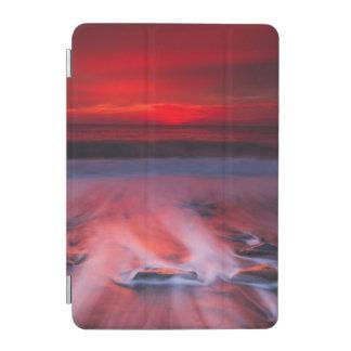 Dawn Over The Stormy Sea iPad Mini Cover