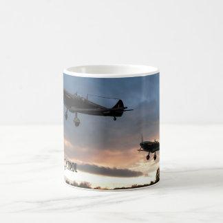 Dawn Patrol 1940 Coffee Mug