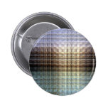 Dawn Textured Modern Unique Design Pinback Button