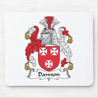 Dawson Family Crest Mouse Mats