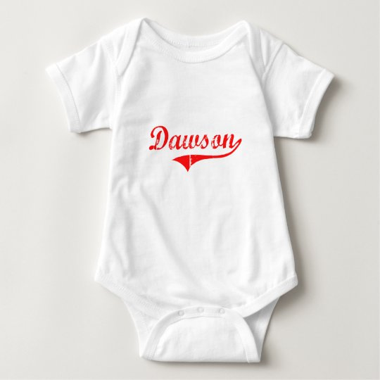 Dawson Georgia Classic Design Baby Bodysuit