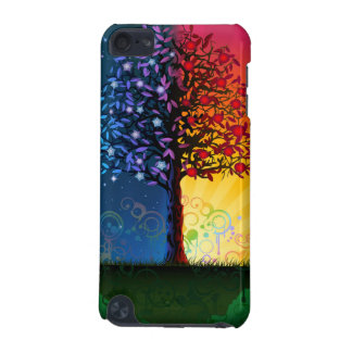 Day And Night Tree iPod Touch (5th Generation) Covers