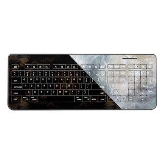 day and night wireless keyboard