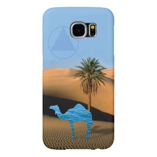 Day at a Time Camel - Samsung Galaxy 6 cover Samsung Galaxy S6 Cases