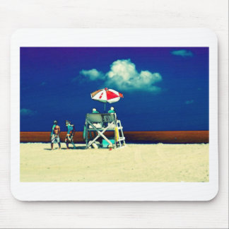 Day at the Beach Mousepads